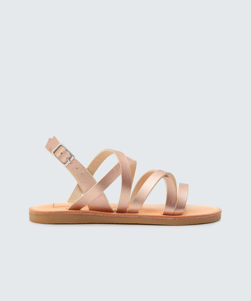 JAHNE SANDALS IN ROSE GOLD -   Dolce Vita