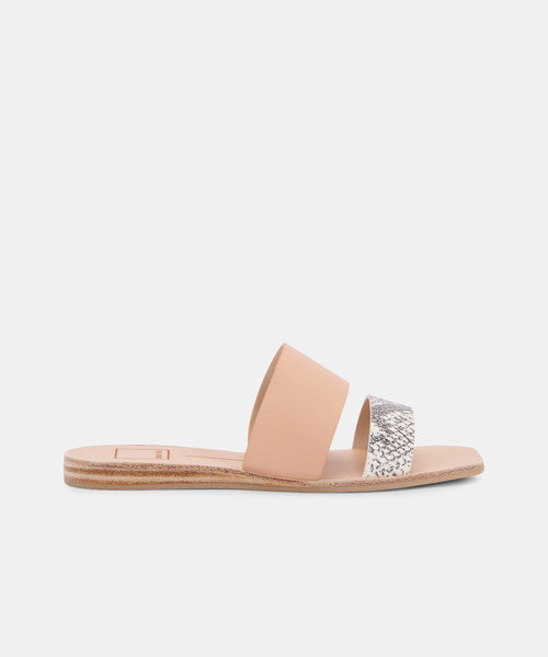 KIKI SANDALS BLUSH MULTI -   Dolce Vita