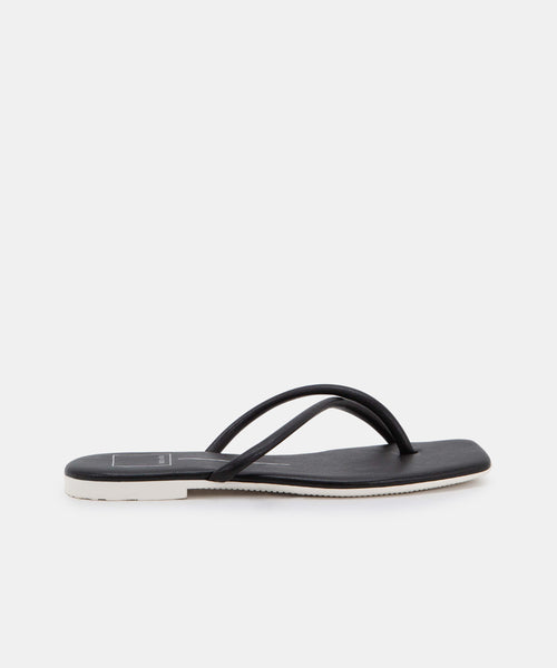 LYZA SANDALS IN BLACK STELLA -   Dolce Vita