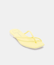 LYZA SANDALS IN CITRON STELLA -   Dolce Vita