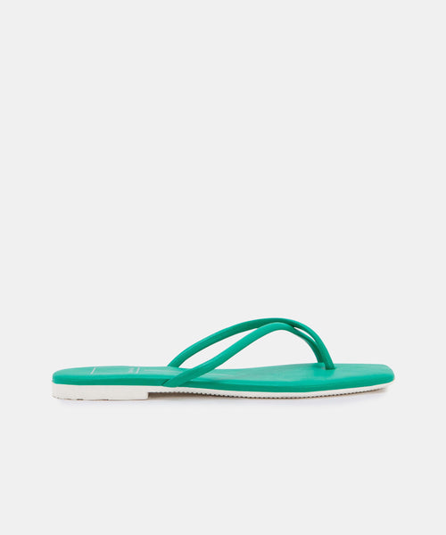 LYZA SANDALS IN GREEN STELLA -   Dolce Vita