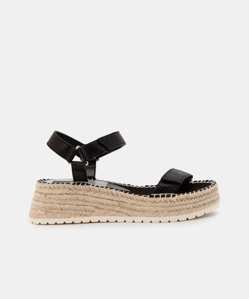 MYRA SANDALS IN BLACK -   Dolce Vita