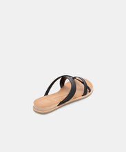 NEBI SANDALS IN BLACK -   Dolce Vita