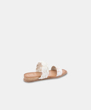 PERSEY SANDALS IN FAWN CALF HAIR -   Dolce Vita