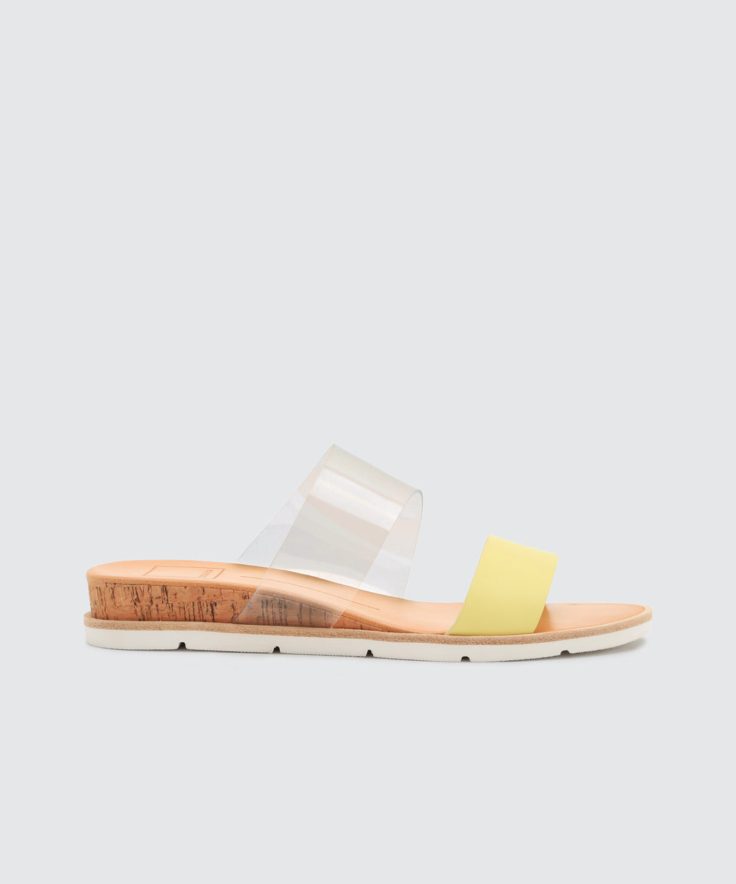 VALA SANDALS IN CITRON/CRYSTAL -   Dolce Vita
