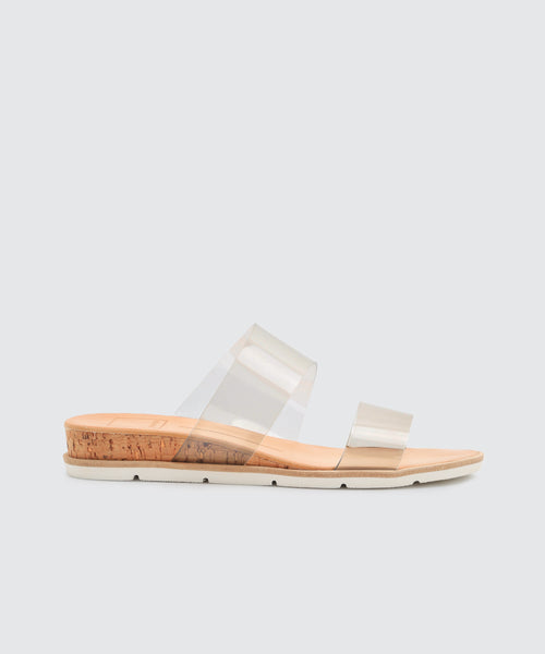 VALA SANDALS IN CRYSTAL -   Dolce Vita