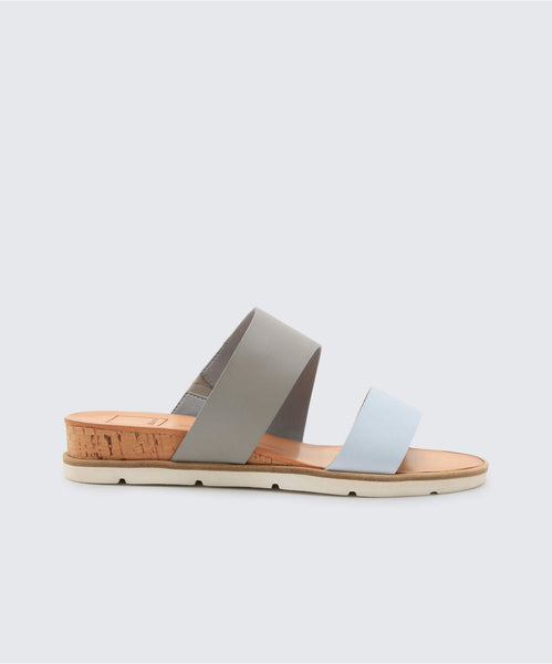 VALA SANDALS IN GREY -   Dolce Vita