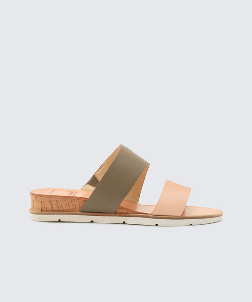 VALA SANDALS IN NUDE -   Dolce Vita