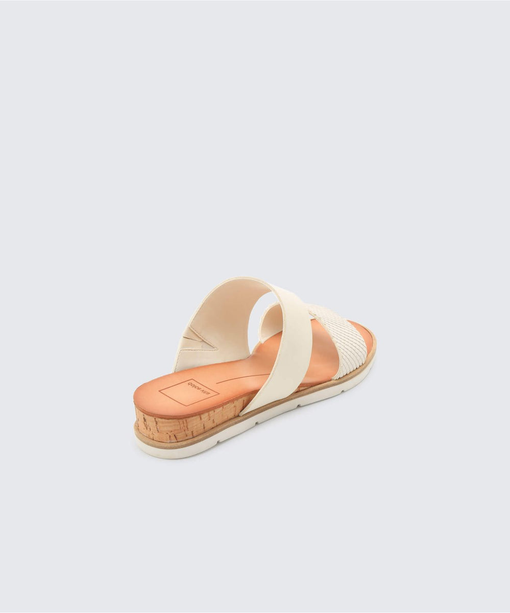 32bef6fae6c1 VALA SANDALS OFF WHITE