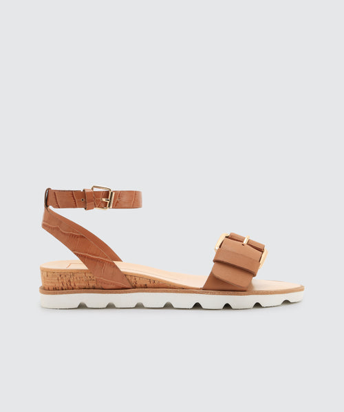 VIRGO SANDALS IN MOCHA -   Dolce Vita