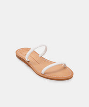 DARLA SANDALS IN WHITE STELLA -   Dolce Vita