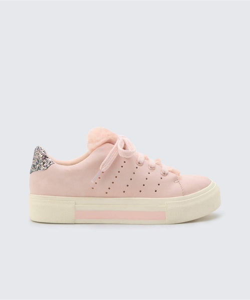CABEL SNEAKERS PINK -   Dolce Vita
