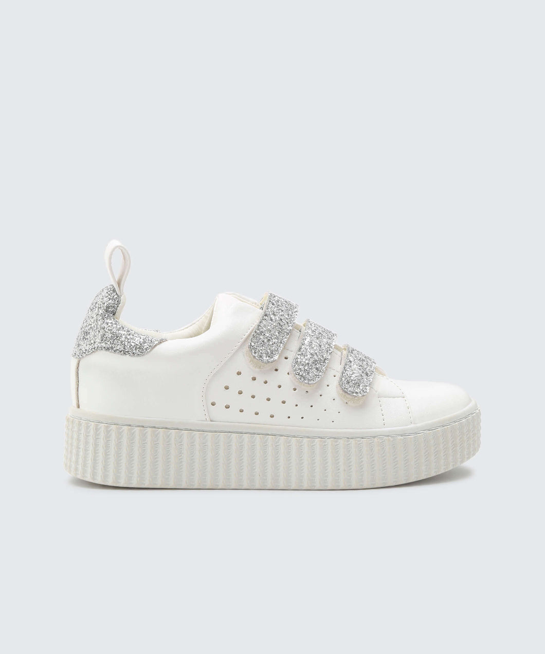 CAELIN SNEAKERS WHITE -   Dolce Vita