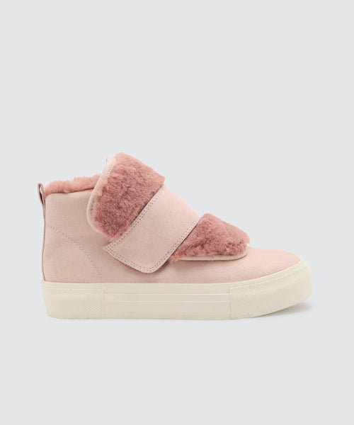 CAIA SNEAKERS IN BLUSH -   Dolce Vita