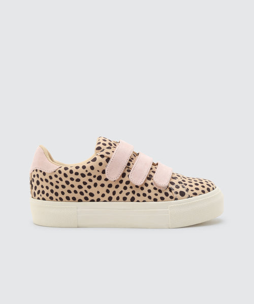 CARRI SNEAKERS IN LEOPARD -   Dolce Vita