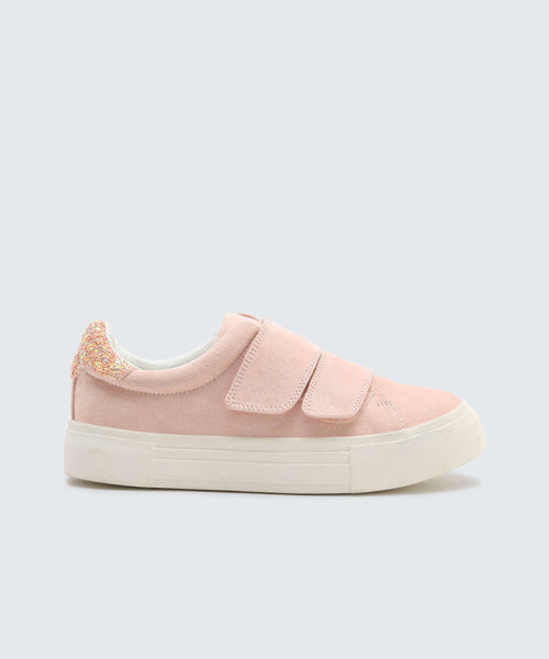 CHANA SNEAKERS IN BLUSH -   Dolce Vita