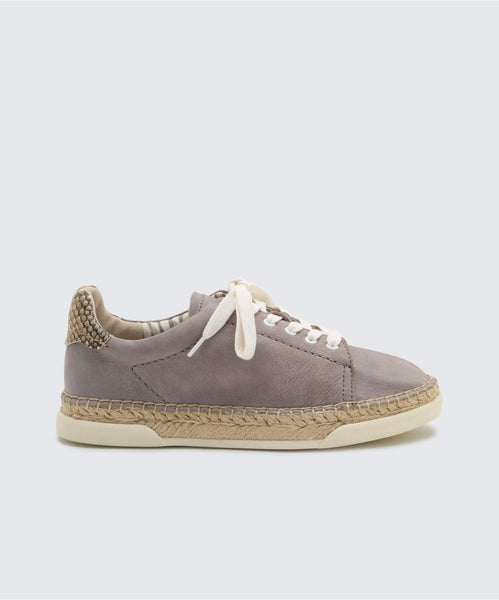 MADOX SNEAKERS IN GREY -   Dolce Vita