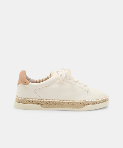 MADOX SNEAKERS WHITE -   Dolce Vita