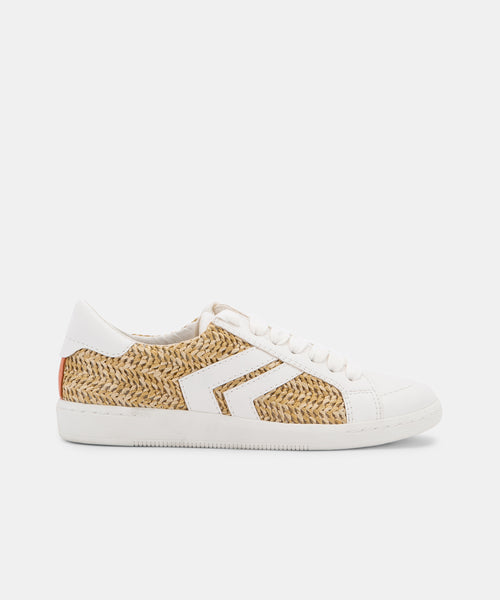 NEO SNEAKERS IN NATURAL MULTI -   Dolce Vita