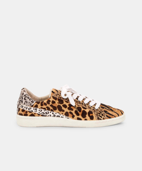 NINO SNEAKERS IN TIGER MULTI -   Dolce Vita