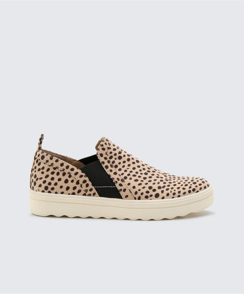 PULSE SNEAKERS IN LEOPARD -   Dolce Vita