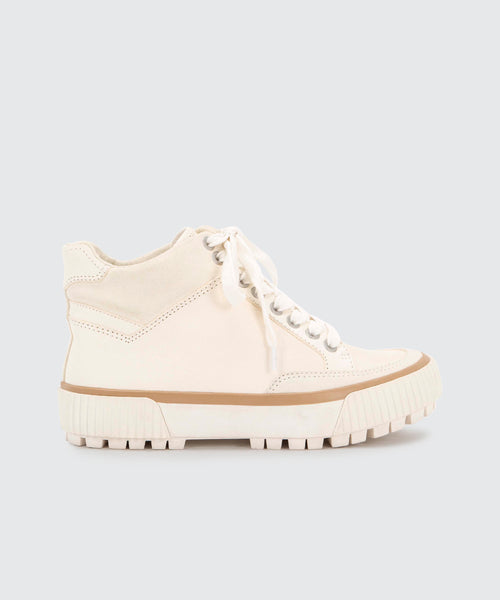 ROSE SNEAKERS IN WHITE -   Dolce Vita