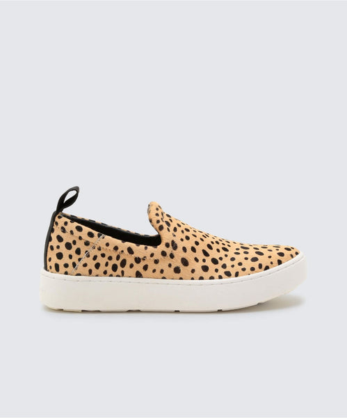 TAG SNEAKERS LEOPARD -   Dolce Vita