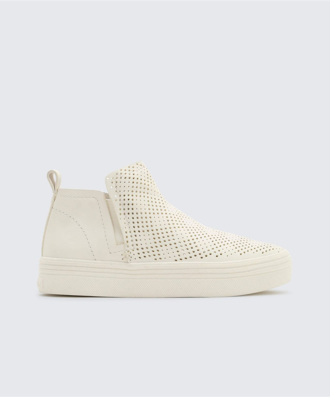 TATE PERF SNEAKERS IN OFF WHITE -   Dolce Vita