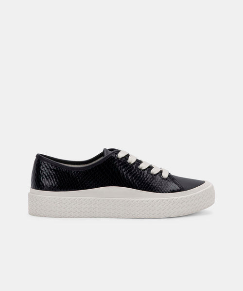 VALOR SNEAKERS IN BLACK -   Dolce Vita