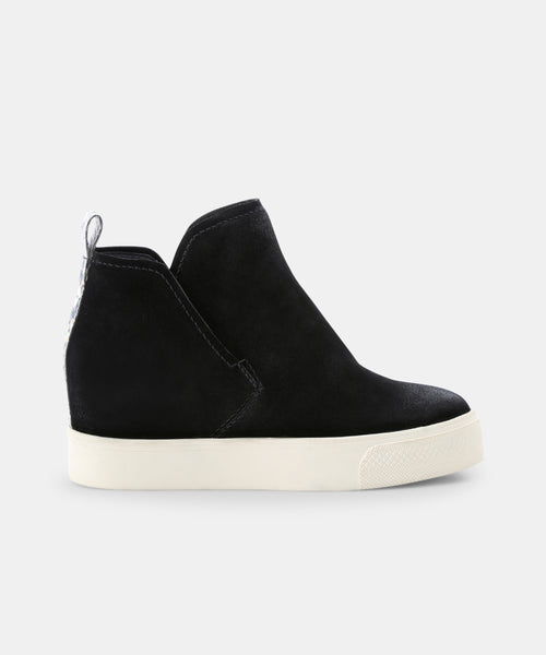 WALKER SNEAKERS IN BLACK -   Dolce Vita