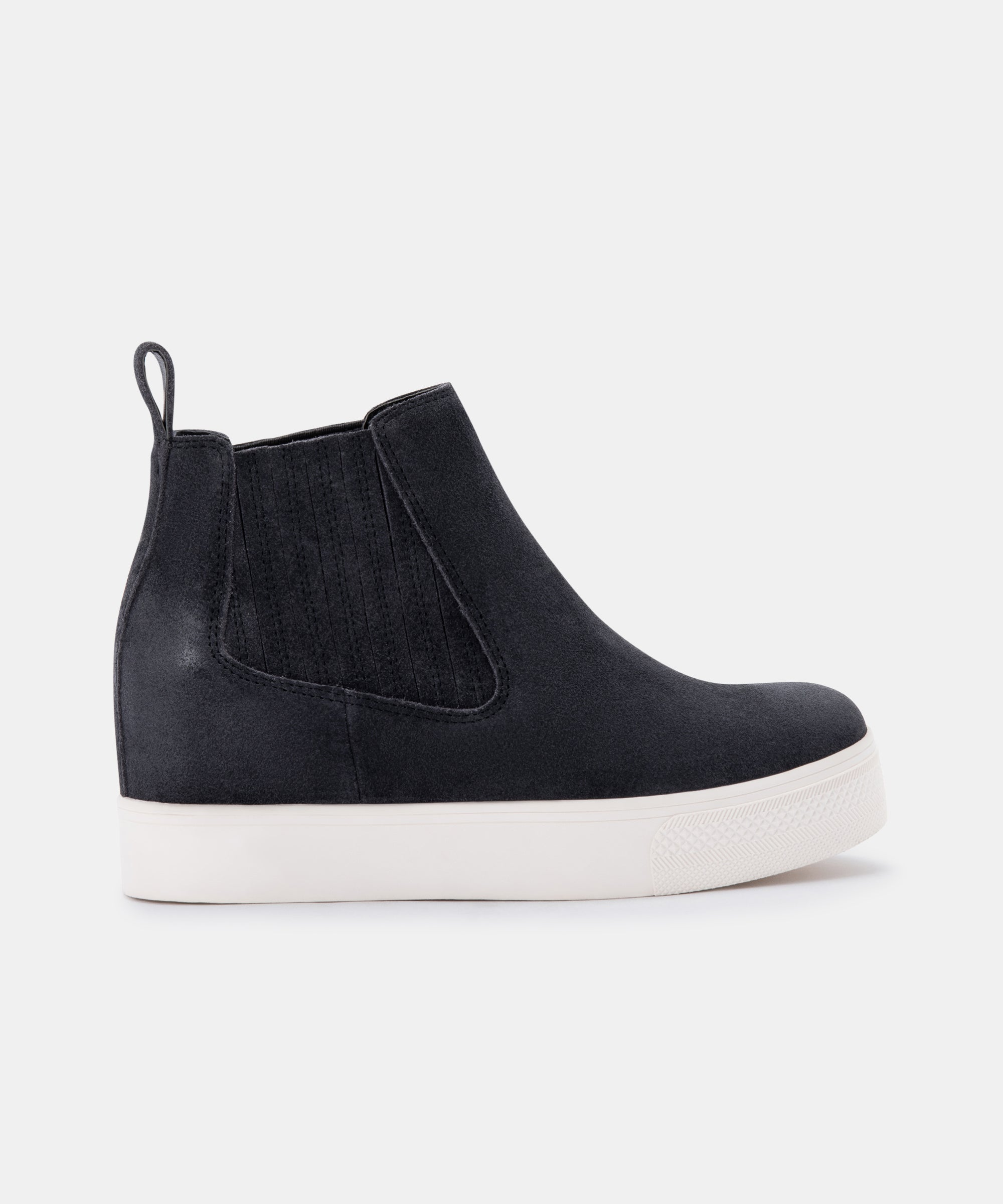 WYND SNEAKERS ANTHRACITE SUEDE