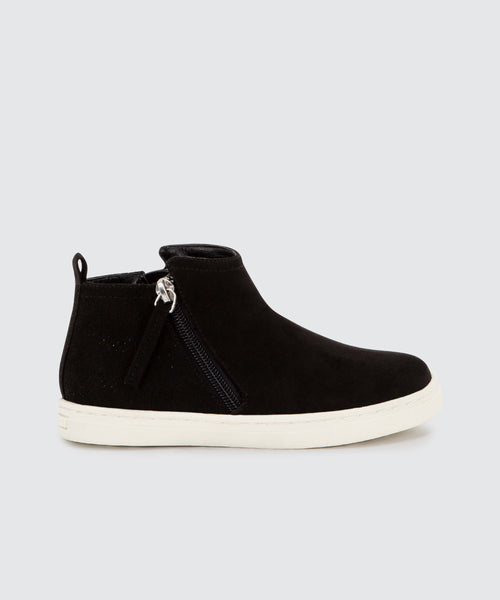 ZACK SNEAKERS IN BLACK -   Dolce Vita