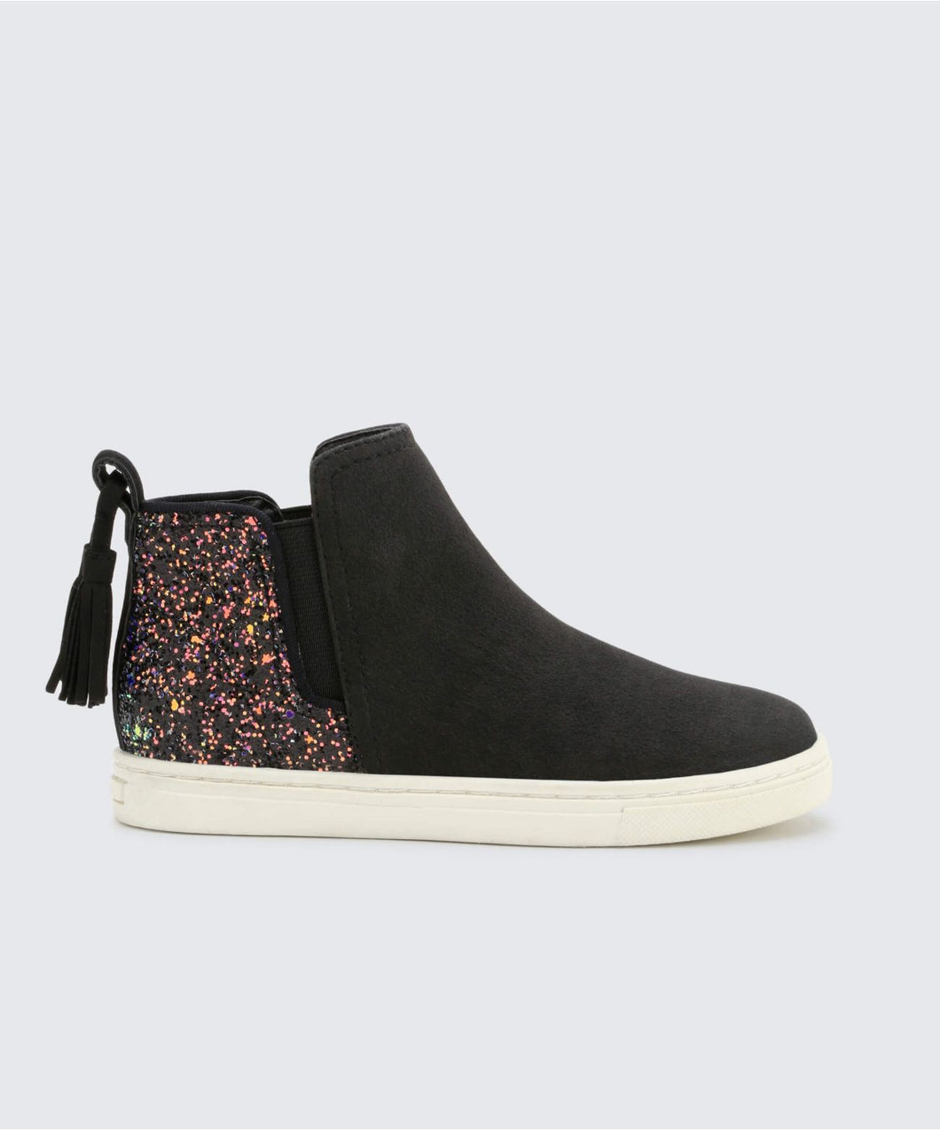 ZADA SNEAKERS IN BLACK -   Dolce Vita