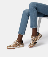 ZINA SNEAKERS IN LEOPARD CALF HAIR -   Dolce Vita