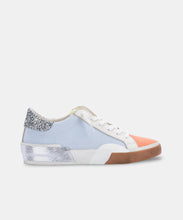 ZINA SNEAKERS IN SHERBET MULTI FABRIC -   Dolce Vita