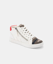 ZOLIE SNEAKERS CAMO MULTI CANVAS -   Dolce Vita