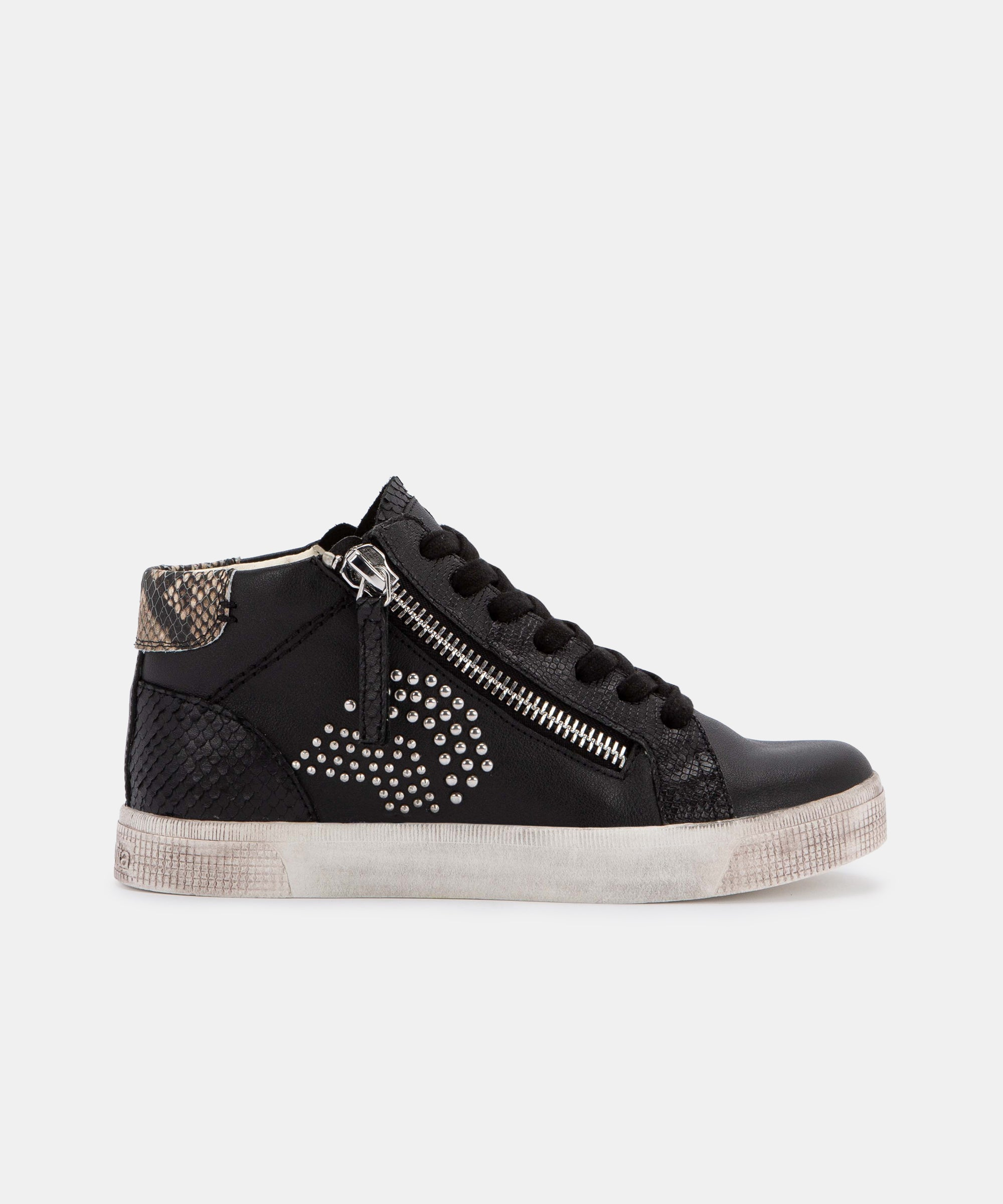 ZONYA SNEAKERS IN BLACK