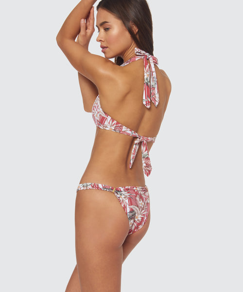 PLAYA TRAIL SLIDER HALTER IN DESERT ROSE -   Dolce Vita