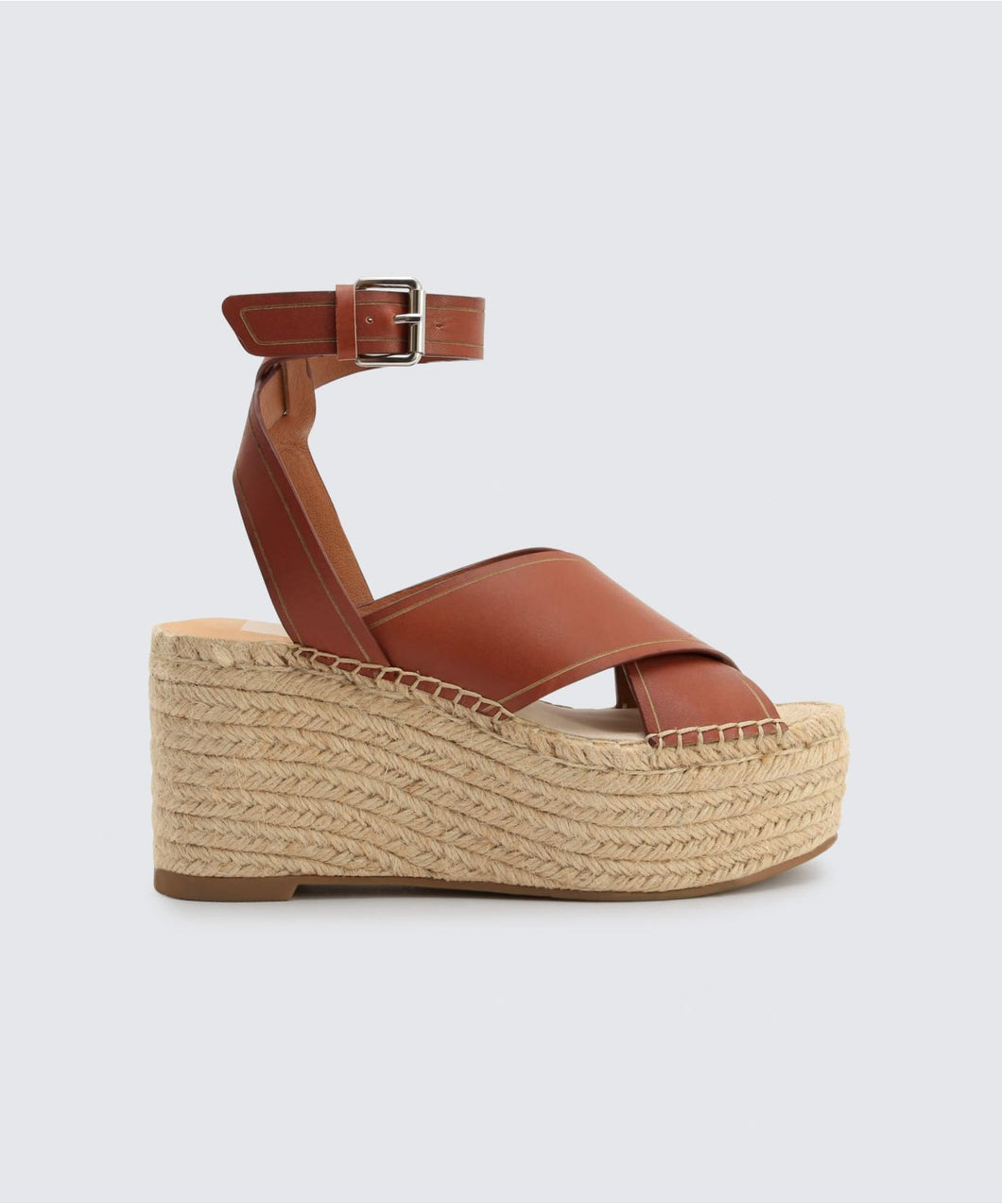 CARSIE WEDGES BROWN -   Dolce Vita
