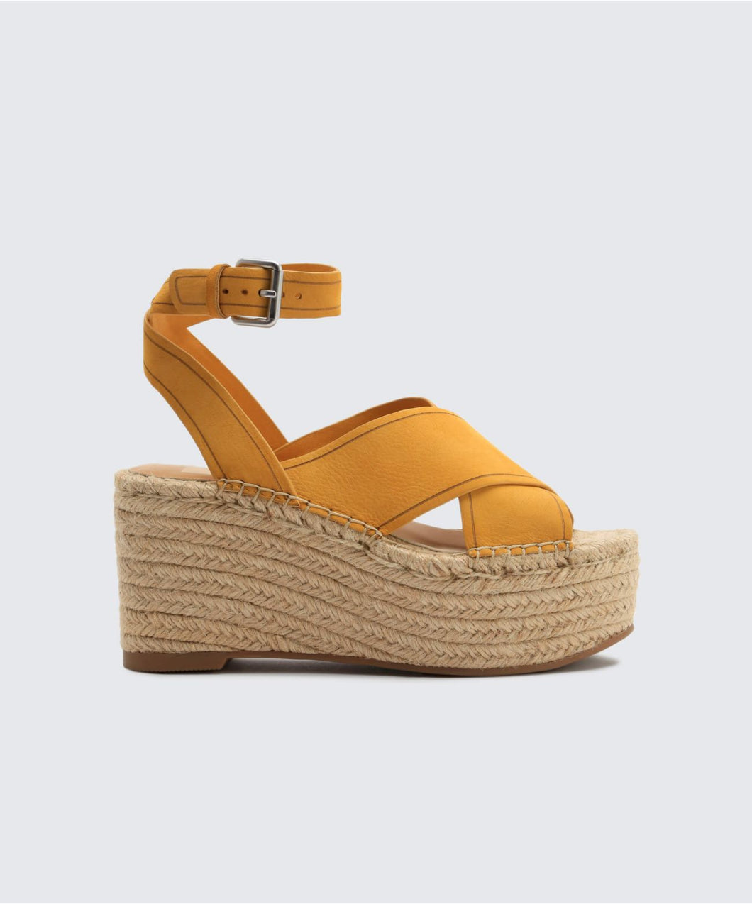CARSIE WEDGES IN HONEY -   Dolce Vita