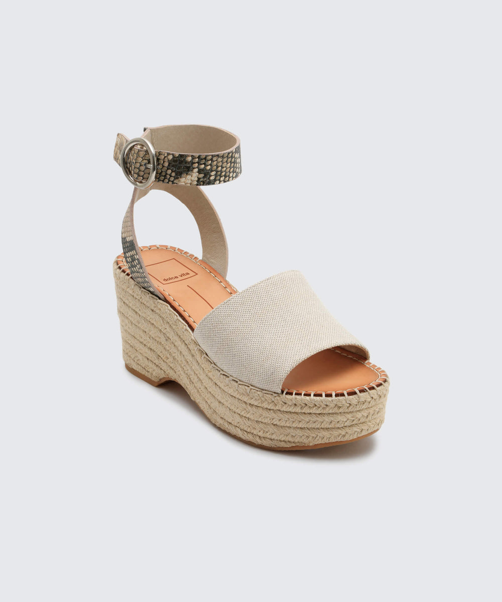 38b2ac42ba79 LESLY WEDGES NATURAL – Dolce Vita