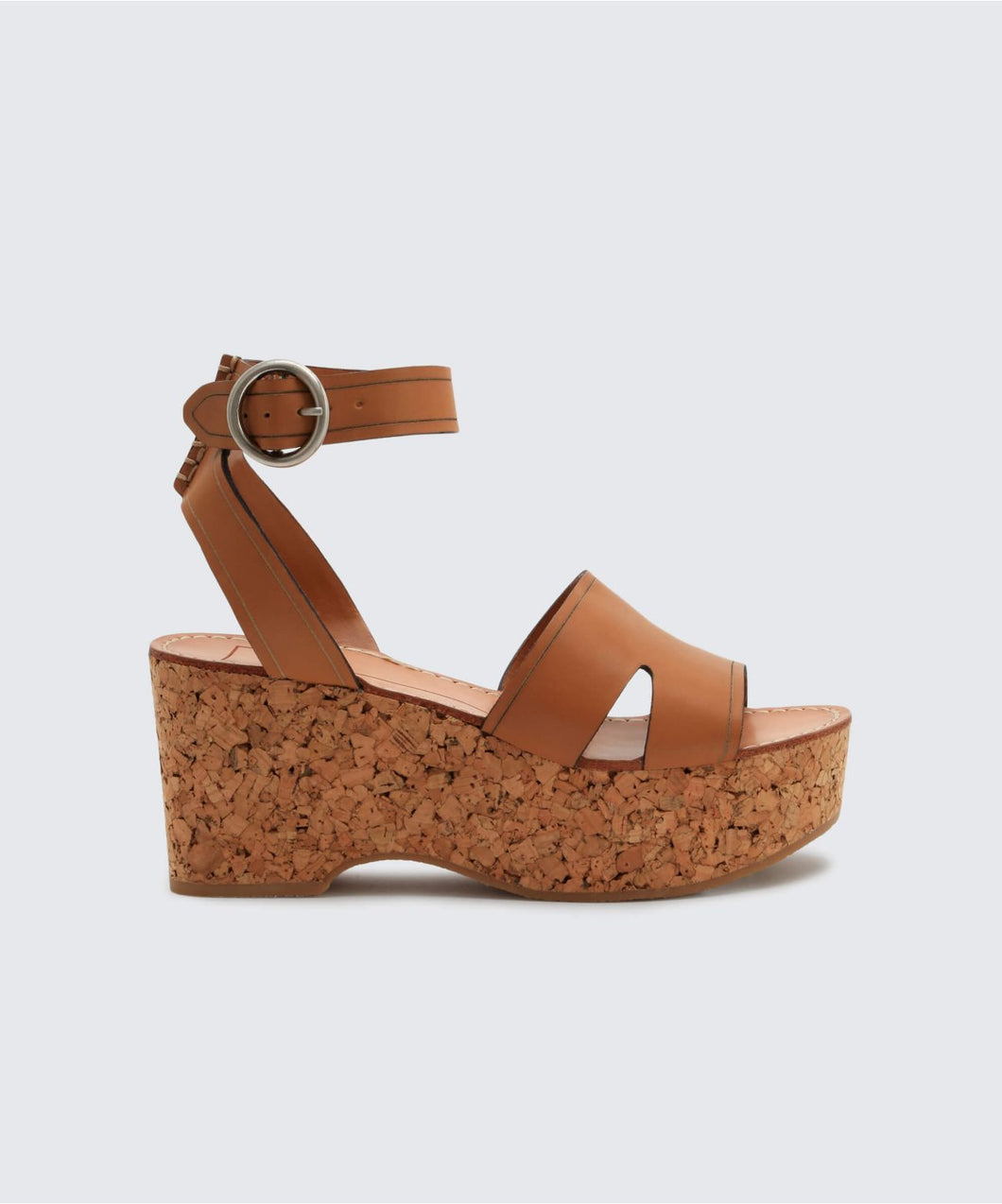 LINDA WEDGES IN CARAMEL -   Dolce Vita