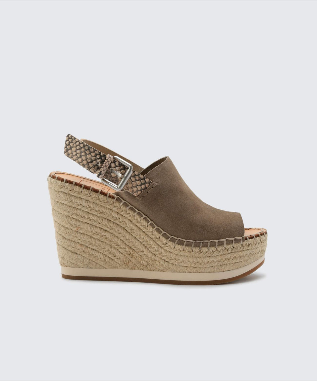 SHAN WEDGES IN SAGE -   Dolce Vita