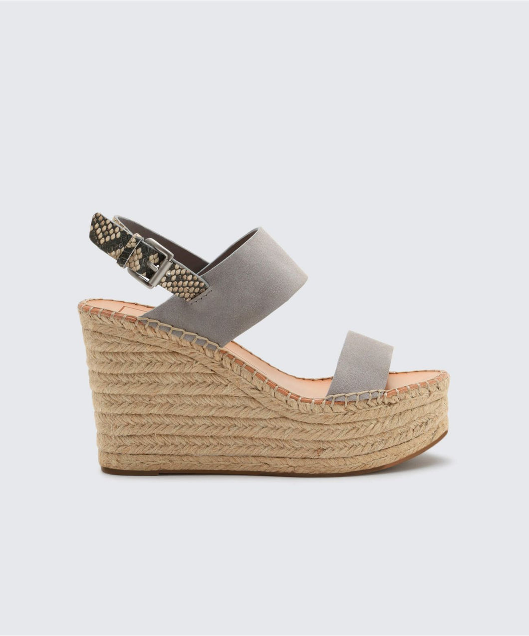 SPIRO WEDGES IN SMOKE -   Dolce Vita