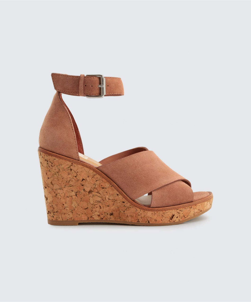 URBANE WEDGES IN CLAY -   Dolce Vita