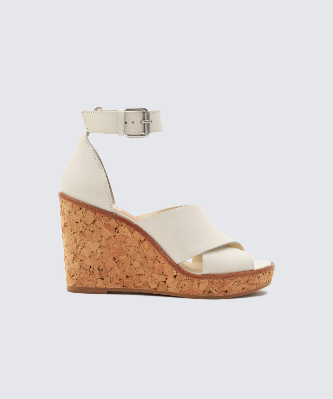 URBANE WEDGES OFF WHITE -   Dolce Vita