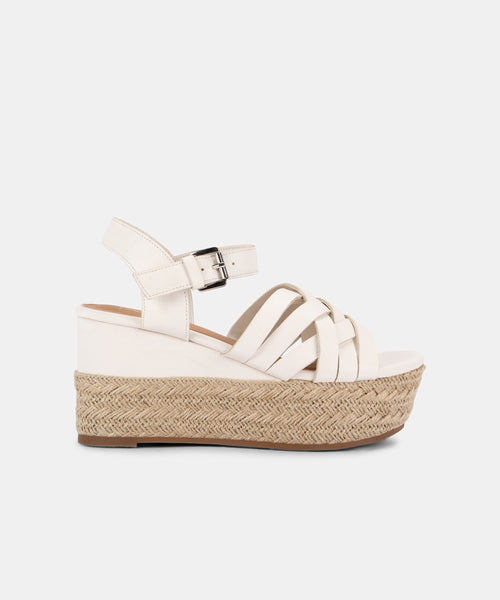 BETTY WEDGES OFF WHITE -   Dolce Vita