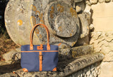 The Sedgebrook Handbag.  An elegant and timeless handbag by Burghley Bags.