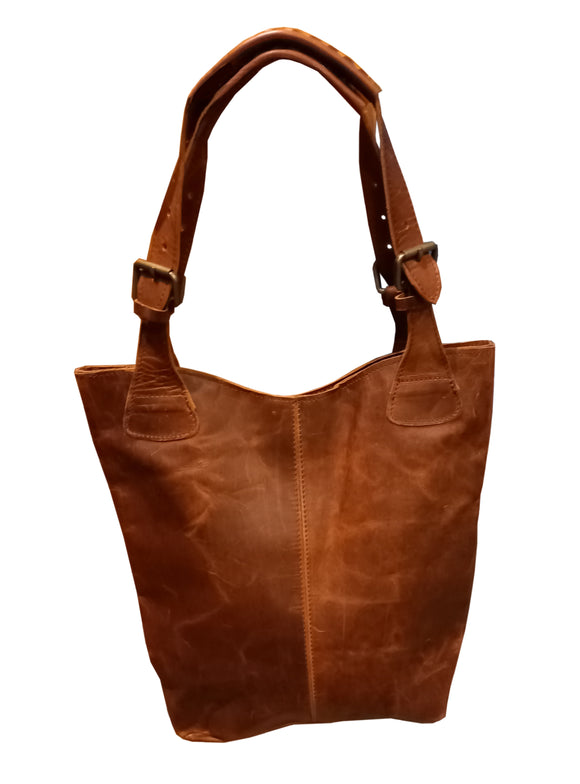 Gretton Tote – Brown (Grade 1)