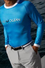 Load image into Gallery viewer, Men's One Ocean UV Rash Guard